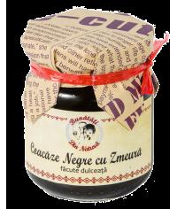 Coacaze negre cu Zmeura facute dulceata